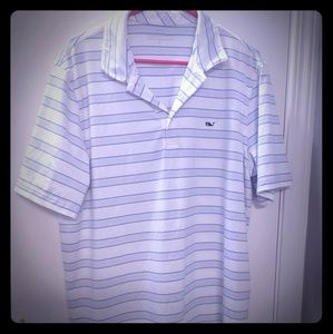Men's vineyard vines large polo